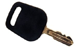 R11219 Plastic covered Ignition Key for Delta switches