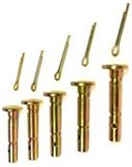 R5549 Set of 5 Shear Pins & Cotter Pins Replaces MTD 738-04124A