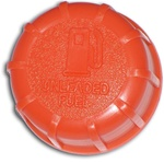 8285 Tecumseh 35355 Orange Gas CapR8285 Orange Gas Cap Replaces Tecumseh 35355