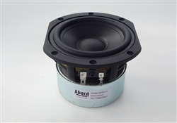 "4 ohm 4"" High-End Shielded Woofer"