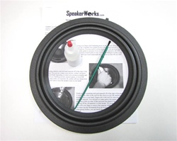 "10"" M Roll Speaker Repair Kit"