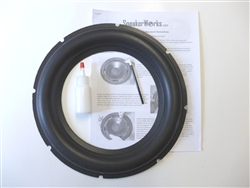 "12"" Large Roll Speaker Repair Kit"