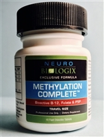 Travel Size Methylation Complete 10 Dissolves (Retail $6.50)
