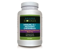 Immune / G.I. Recovery Chewable 120T (Retail $35.50)