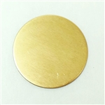 brass blanks, round base, jewelry supplies