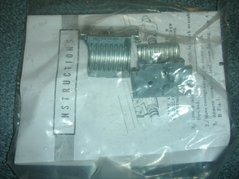 NEW ATLAS LATHE 10F-12 HALF SPLIT NUT ASSEMBLY OEM