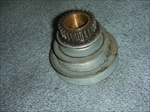 ATLAS MILLING MACHINE M1-79 SPINDLE PULLEY ASSEMBLY