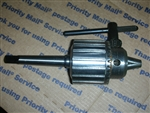 JACOBS #11N SUPER BALL BEARING DRILL CHUCK+KEY NEW #1 MORSE TAPER SHANK FITS 6 INCH ATLAS CRAFTSMAN LATHES