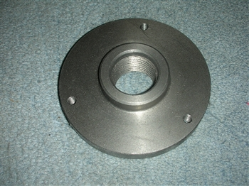 NEW ATLAS CRAFTSMAN SOUTH BEND LOGAN LATHE 5 INCH BACKING PLATE FOR 5C COLLET CHUCK