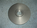 NEW ATLAS CRAFTSMAN LOGAN LATHE 6 INCH BACKING PLATE 1 1/2-8 MOUNT
