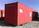 40' High Cube Steel Cargo Container