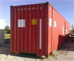 45' High Cube Steel Cargo Container