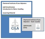 CILA eLearning Course + First Exam Entry for Introduction to Claims Handling (Certificate Level - CH2)