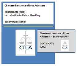 CILA eLearning Course + Introduction to Claims Handling (Certificate Level - CH2)