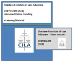 CILA eLearning Course + First Exam Entry for Advanced Claims Handling (Certificate Level - CH3)