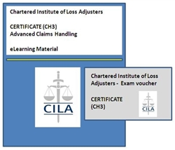 CILA eLearning Course + Advanced Claims Handling (Certificate Level - CH3)