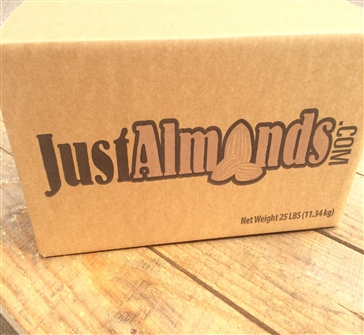 25 lb Box of Natural Almond Meal
