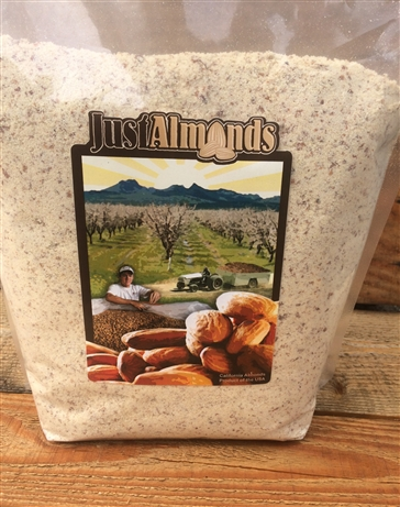 5 lb Bag of Natural Almond Meal