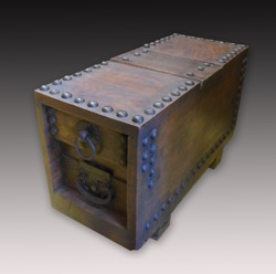 Japanese Money Box Tansu