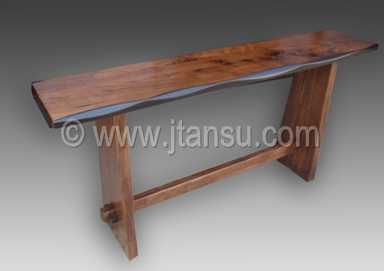 Japanese KyotoStyle Console Table