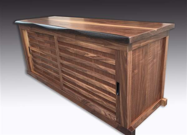 Japanese geta bench tansu shoe cabinet for Sideboard 3 00 m