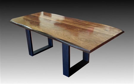 Japanese Beech Wood Coffee Table