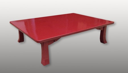 Japanese Low Lacquer Table