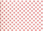 Red & White 1/8-inch square vinyl flooring sm sheets