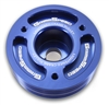 Grimmspeed Lightweight Crank Pulley Blue - Subaru All EJ Engines