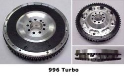 Aasco Lightweight Flywheel Porsche 996 Turbo | 997 Turbo 01+ 106413-11