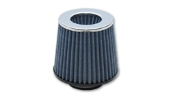 "Vibrant ""Open Funnel"" Air Filter + MAF adapter (Evo) 2161C 2161C 1995"