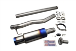 Tomei Expreme Titanium Cat Back Exhaust - EVO 8/9 440004