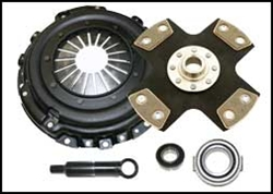 Competition Clutch Stage 5 4-puck Solid Clutch Kit (Mitsubishi Evo 8/9) 5152-0420