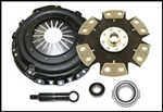 Competition Clutch Stage 4 6-puck Solid Clutch Kit (Mitsubishi Evo 8/9) 5152-0620