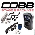 Cobb Stage 2 Power Package (Focus ST) FMIC & Intake with Accessport