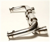 911Tuning Exhaust System Porsche 996TT 01-05 - w/o Catalytic Coverters 911TUN-996TT-100-no-cats