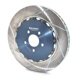Girodisc Front 380mm 2pc Rotor Upgrade for Audi RS6