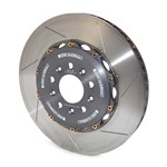 Girodisc Front 2pc Floating Rotors for Ford GT