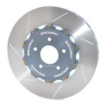 Girodisc Front 2-piece rotors for Audi S4 with Alcon or Stoptech 355x32mm Big Brake Kit