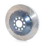 Girodisc Front 2pc Floating Rotors for Ferrari 355 Challenge