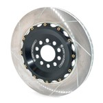 Girodisc Front 2pc Floating Rotors for Ferrari 430 Challenge