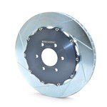 Girodisc Rear 2pc Floating Rotors for Dodge Viper