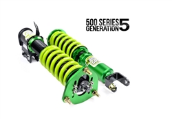 Fortune Auto 323 PROTÉGÉ (BJ5W) (1998~2004) 500 Street Series Coilovers