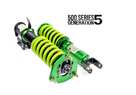 Fortune Auto 3 Series (E46) (6 Cylinder) (1998~2006) 500 Street Series Coilovers