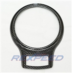 Rexpeed FRS/BRZ Dry Carbon Shift Trim Cover
