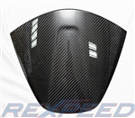 Rexpeed FRS/BRZ Dry Carbon Crown Meter Cover