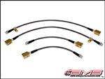 AMS Nissan GTR R35 Race Style SS Brake Lines