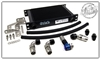 MAP Oil Cooler Kit w/ Setrab 25 Row Oil Cooler Push Lock Mitsubishi Evo 8 & 9 MAP EVO-OCK-PL