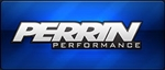 Perrin WRX STi FMIC Black Blow-Thru Boost Tube (Perrin FMIC required)