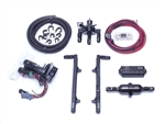 Fore Innovations   S197-C Mustang GT Level 3 Return Fuel System (triple pump) 11-14